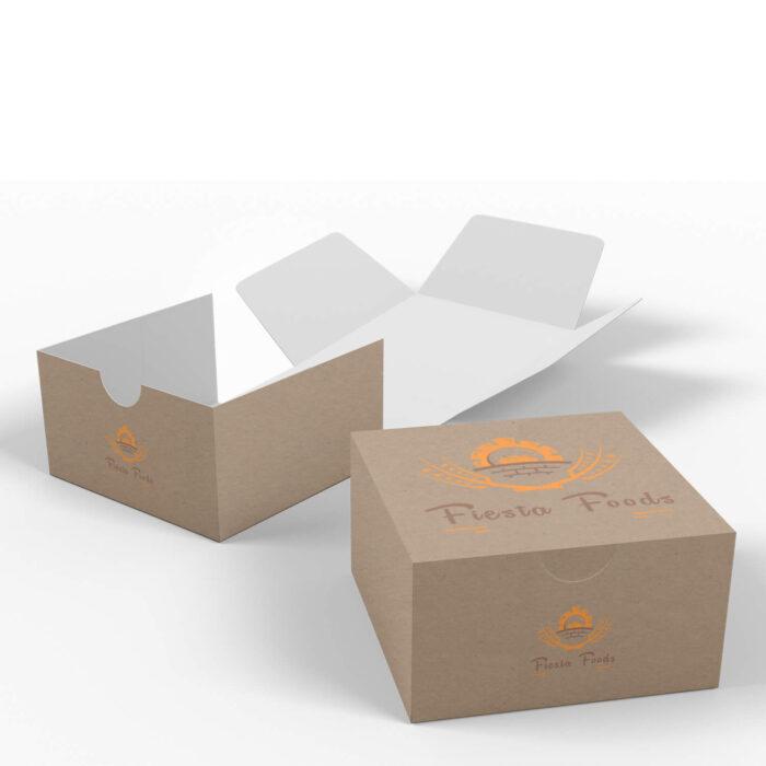 Bakery Boxes Kraft