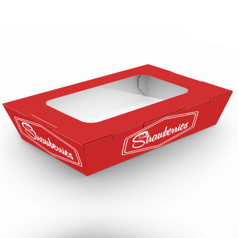 Bakery Boxes tor Strawberries