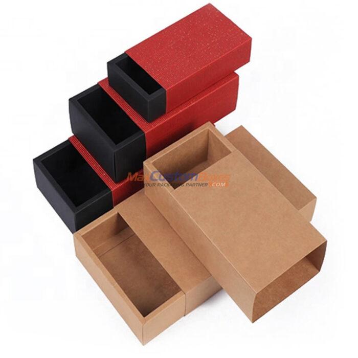 Blank Lipstick Boxes