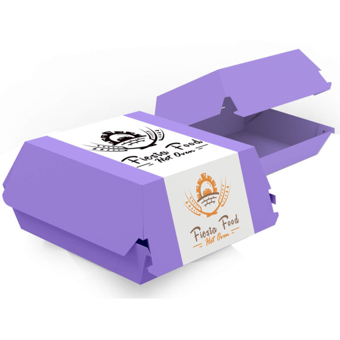 Cardboard Burger Boxes Wholesale