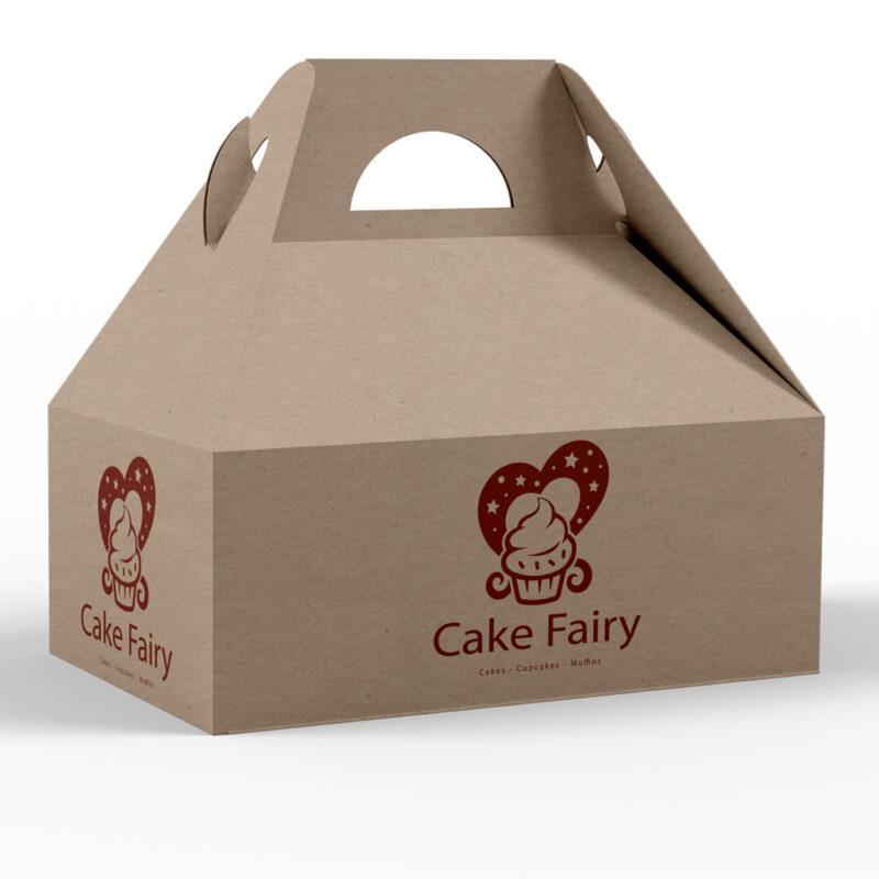 Cake Boxes Kraft