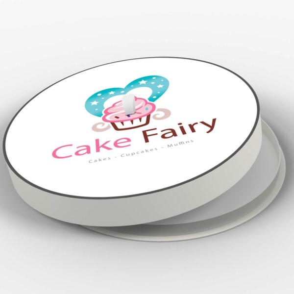 Cake Boxes Round