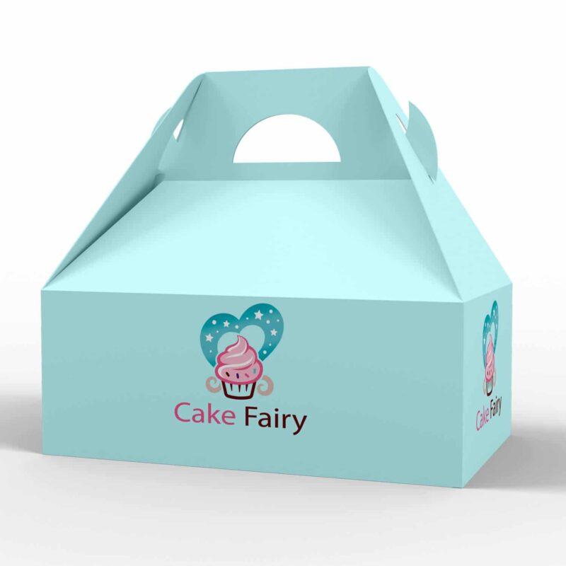 Cardboard Cake Boxes 1