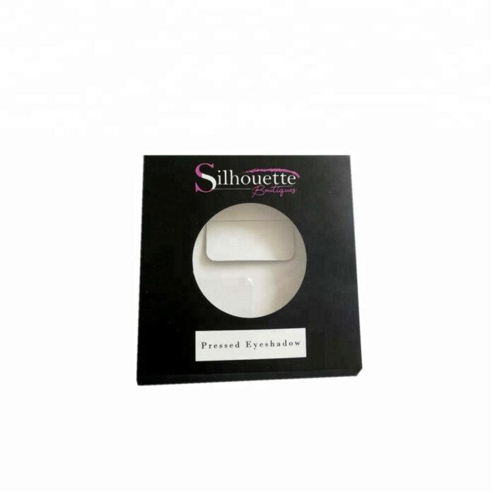 Cardboard Eyeshadow Packaging