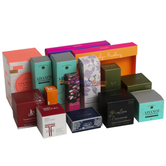 Cosmetic Boxes Wholesale