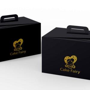 Cupcake takeaway Boxes