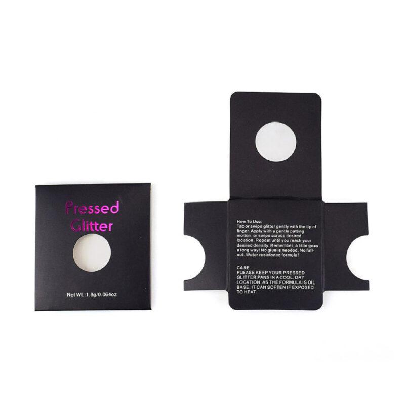 Custom Cardboard Eyeshadow Packaging