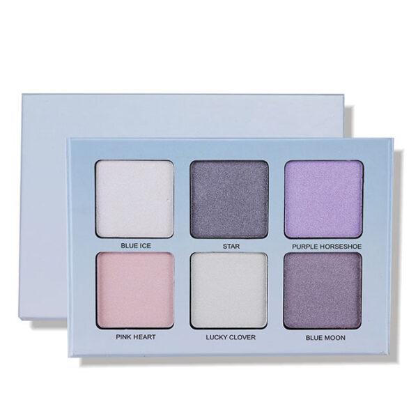 Custom Eyeshadow Sleeve Packaging