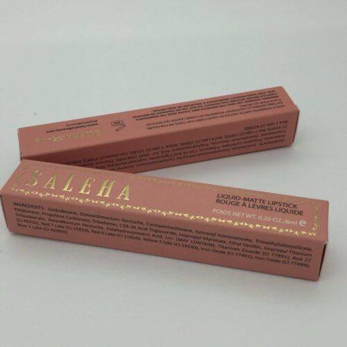 Custom Lipstick Packaging Gold Foil min