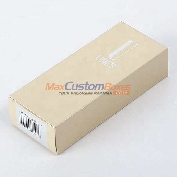 Custom White Lotion Foundation Makeup Packaging min