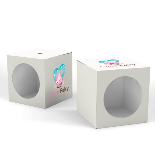 Custom CupCake Box