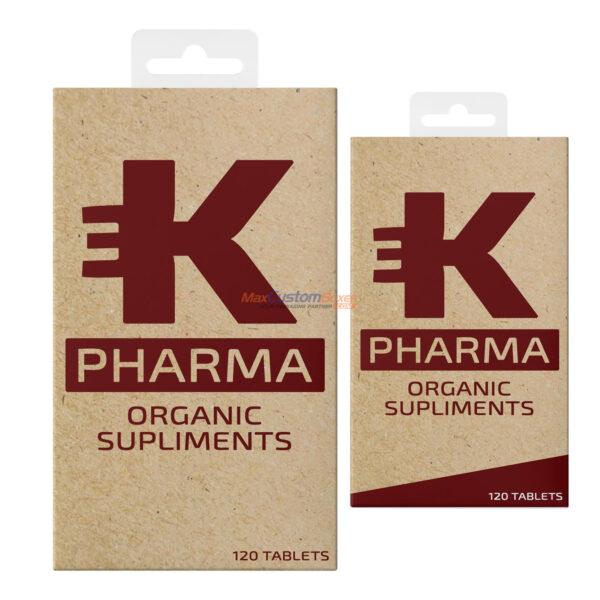 Medicine Boxes Craft