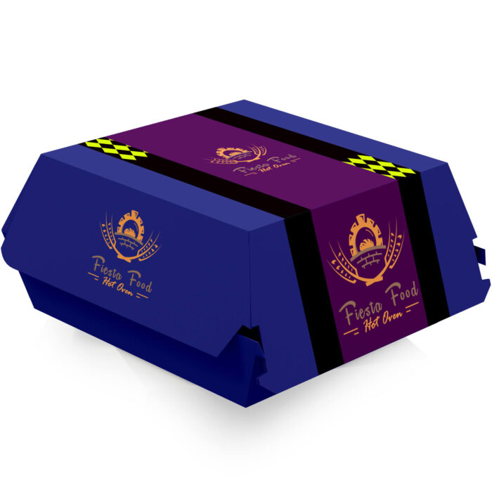 Personalised Burger Boxes 1