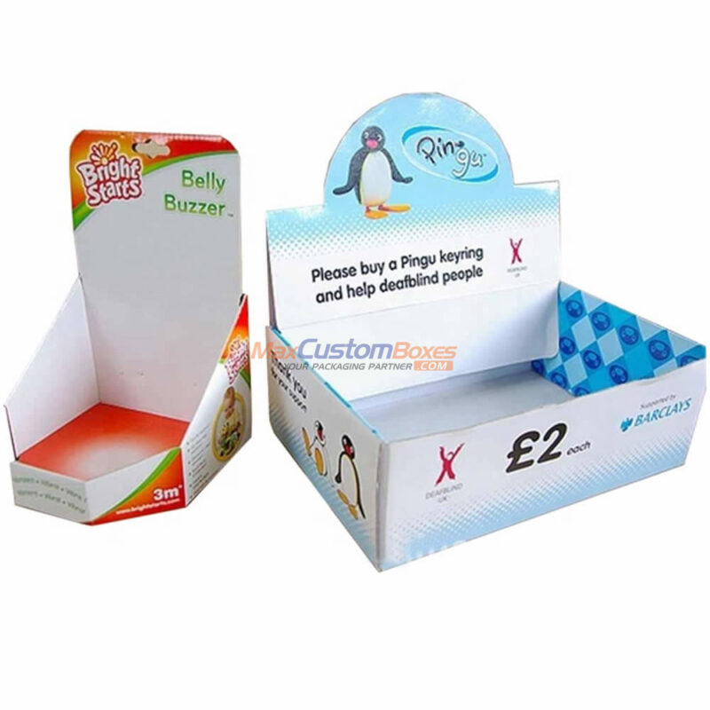 Counter Top Displays Boxes