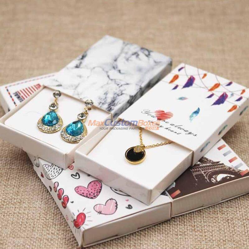 Custom Jewelry Box Packaging
