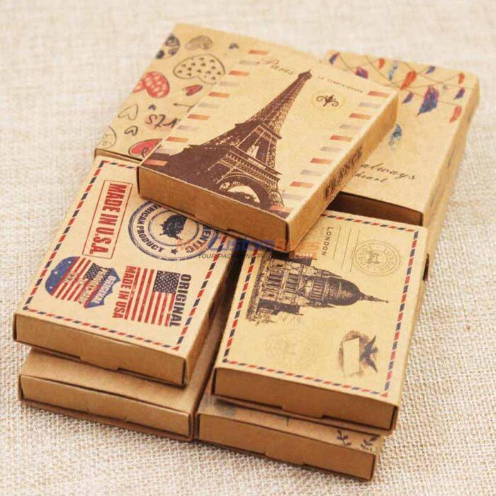 Custom Kraft Jewelry Boxes