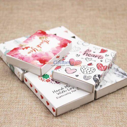 Custom Sleeve Tray Jewelry Box Packaging