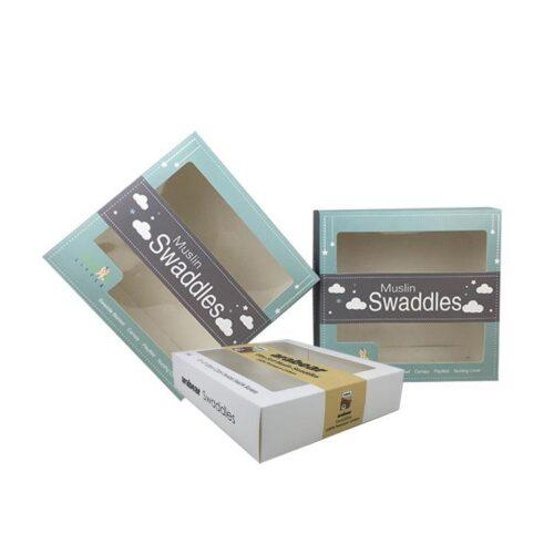 Custom Window Packaging