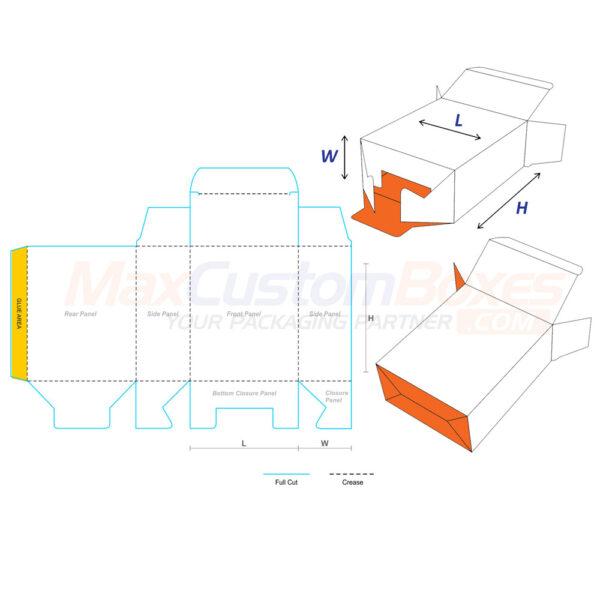 Auto Lock Boxes