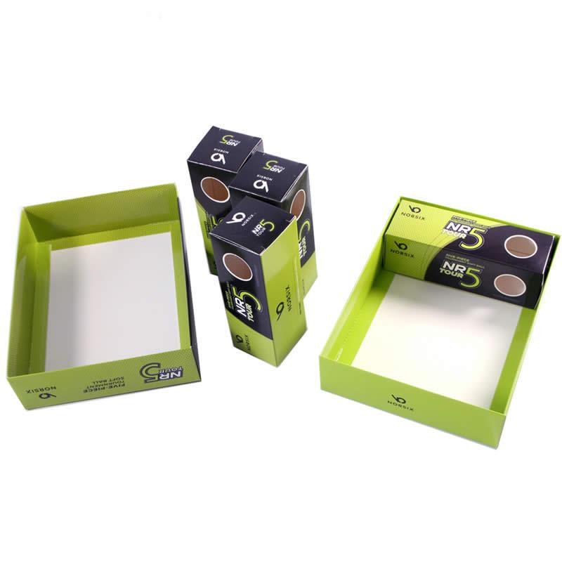 Custom Sports Box Packaging