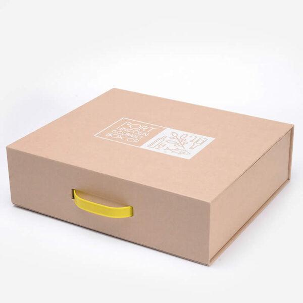 Custom Suitcase Box Packaging