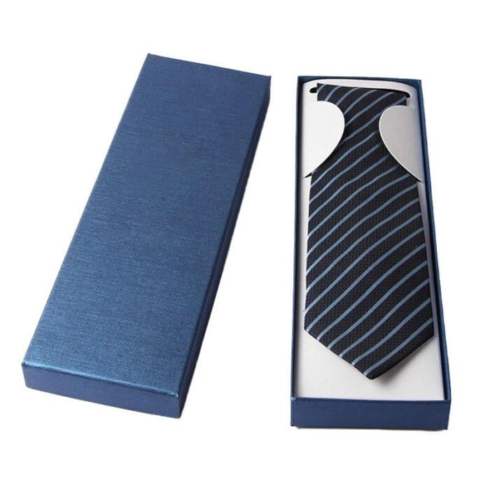 Custom Tie Packaging