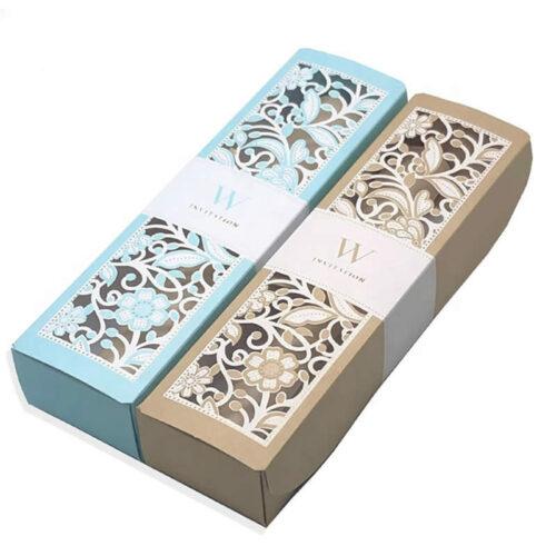 Custom Wedding Card Boxes
