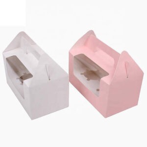 Custom White Box Packaging