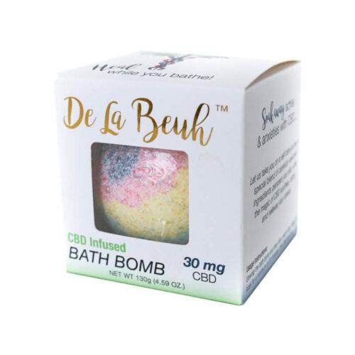 Custom Bath Bomb Boxes With Logo