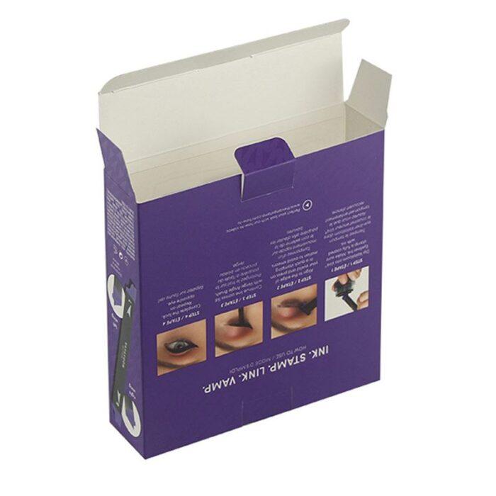 Custom Eyeshadow Stamp Boxes
