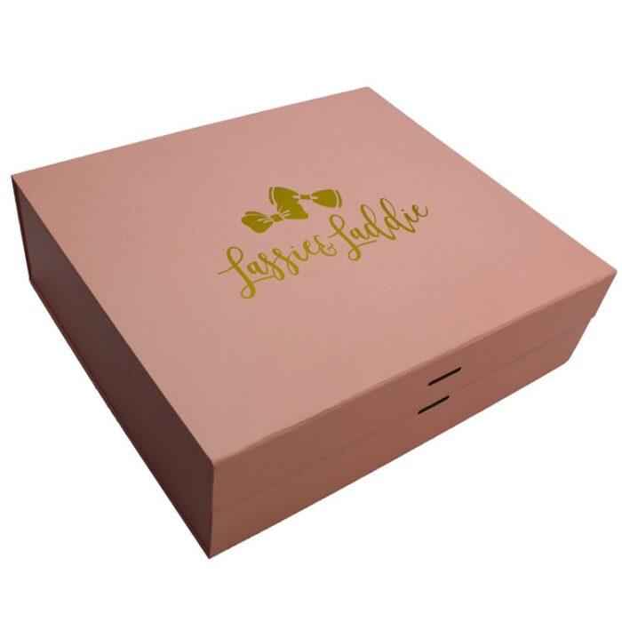 Custom Magnetic Flap Gift Box