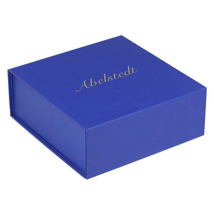 Custom Magnetic Flap Gift Box Packaging