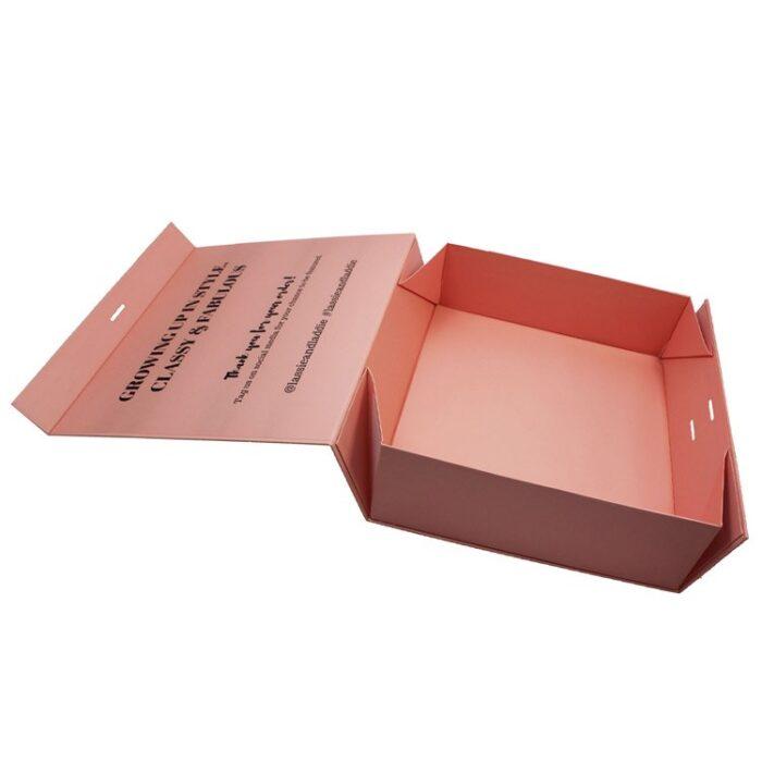 Custom Magnetic Flap Gift Boxes