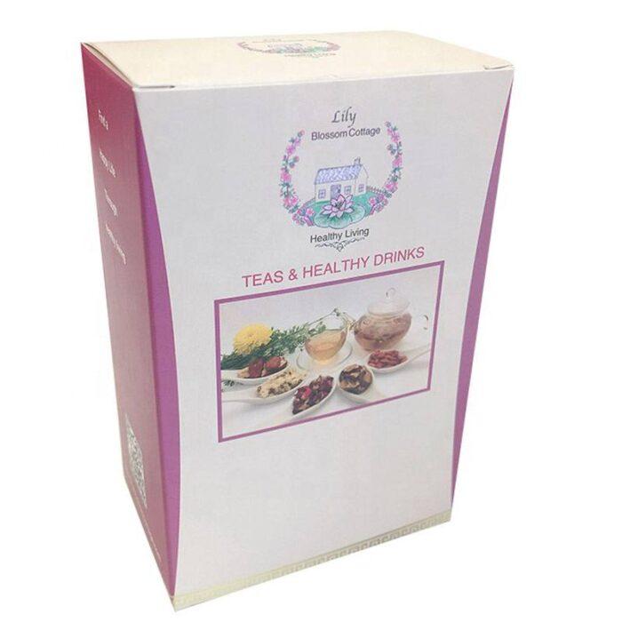 Custom Tea Bag Packaging