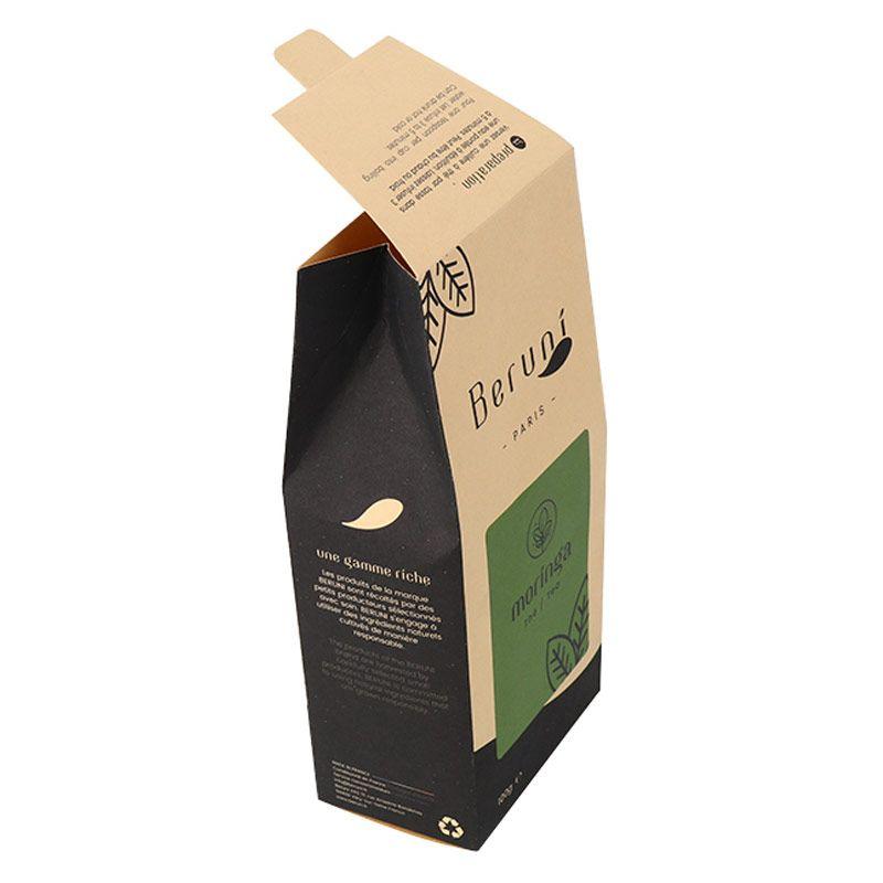 Custom Tea Bag Packaging Boxes