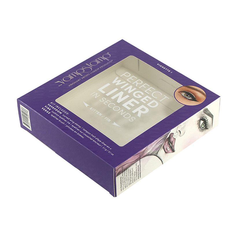 Eyeshadow Stamp Packaging